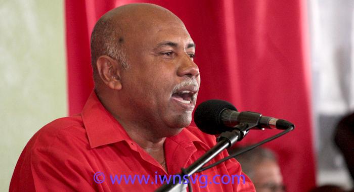 West St. George, Cecil Mckie. (Incumbent Mp)
