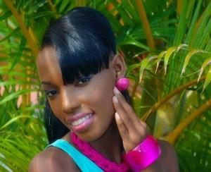 Miss Central Windward -- Chantal Johnson.