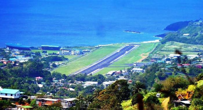 E.t. Joshua Airport. (Internet Photo)