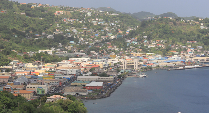 Many Of The Nation'S Private Sector Enterprises Are Headquartered In Kingstown, The Nation'S Capital. (Iwn Photo)