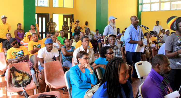 A Section Of The Audience At The Launch Of The Manifesto. (Iwn Photo)