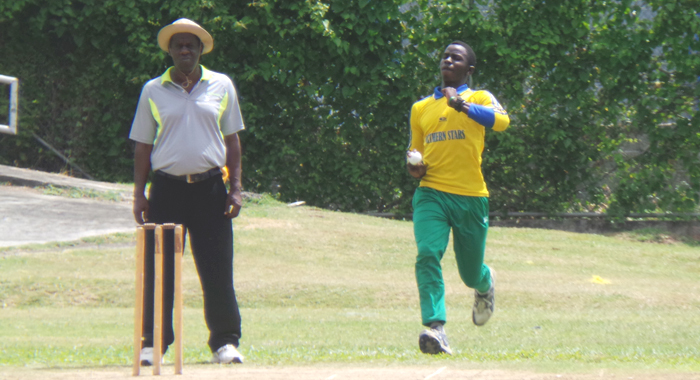 Kimali Williams (3/15) Bowled With Good Pace.