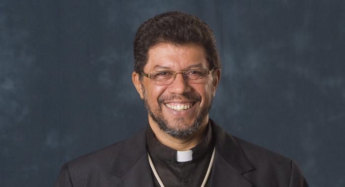 Bishop Jason Gordon.