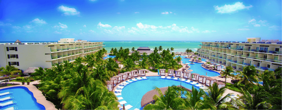 A Karisma Hotels And Resorts Complex.