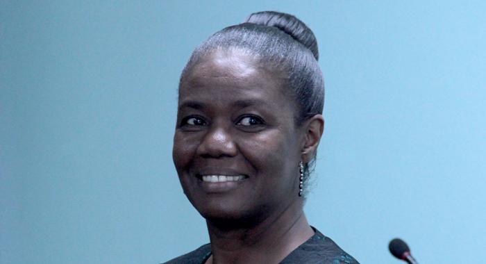 Ambassador Designate Lou-Ann Gilchrist. (Iwn Photo)