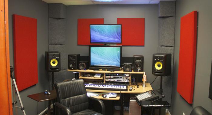 One Of Tarakon'S Studio. (Iwn Photo)