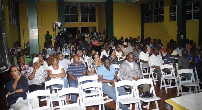 A Section Of The Audience At Tuesday'S Event. (Iwn Photo)