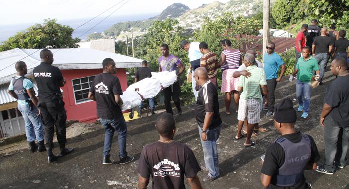 Kamari Neptune Murder Scene 7