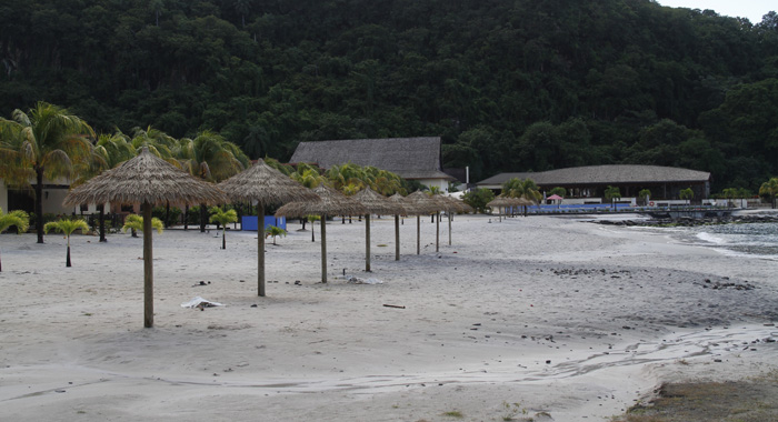 Buccament Resort Closes