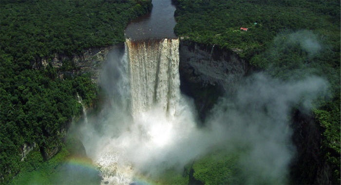A Thundering Waterfall Copy