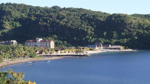 Buccament Bay Resort 1