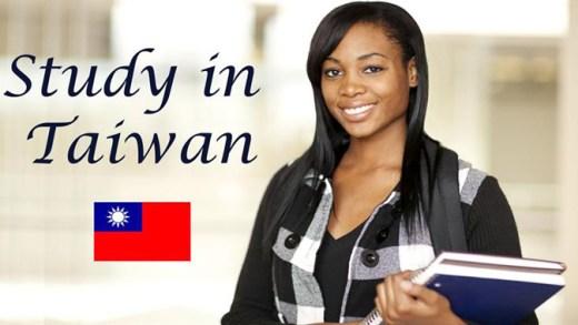 Taiwan Scholarships Study0