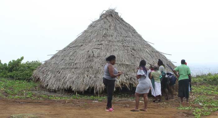 Cayo Village Hut