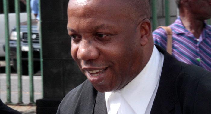 Senior Magistrate Rickie Burnett. (Iwn File Photo)