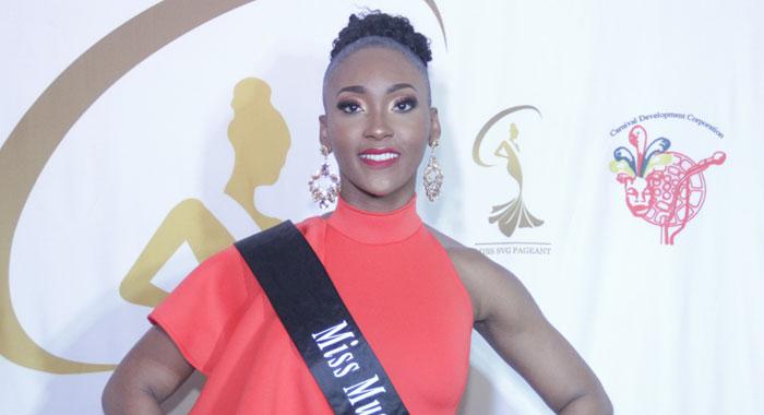 Miss Mustique Co. Ltd. Sharikah Rodney