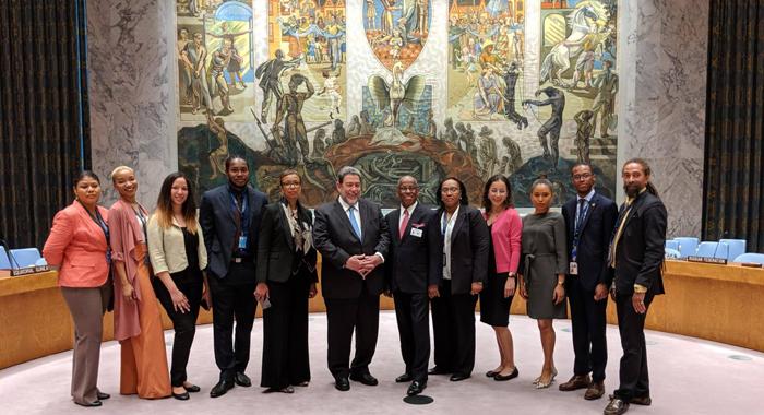 Svg Security Council Delegation