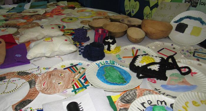 Garifuna Camp Arts Craft