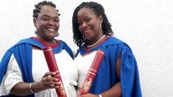 Uwi Mother Daughter Duo