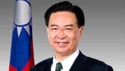 Foreign Minister Joseph Wu