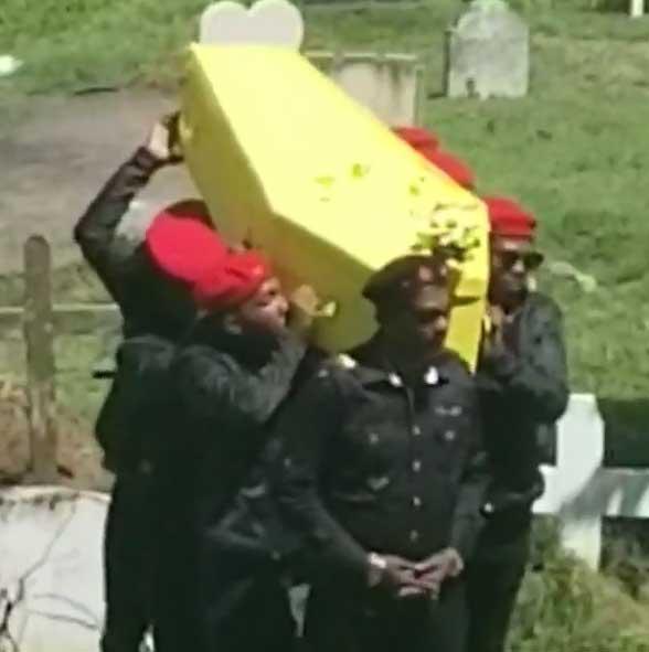 Luta Funeral Video 4