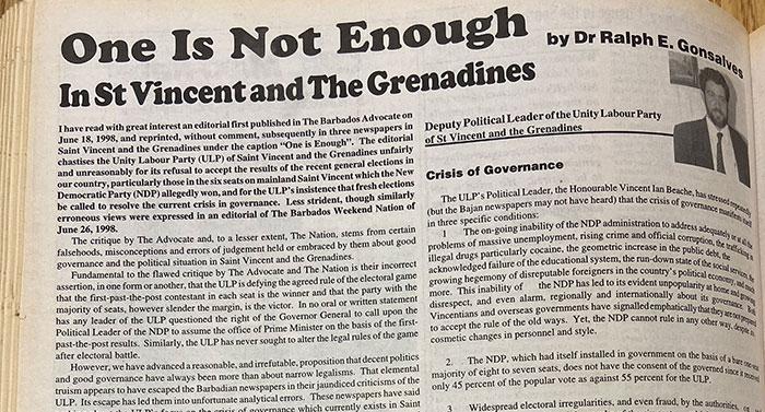 Gonsavles Article