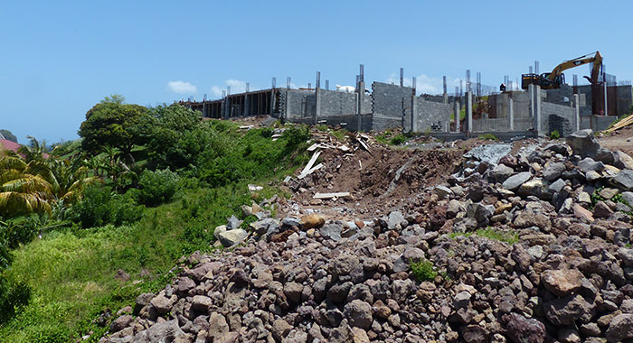 The Destruction Of Indian Bay 4