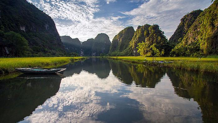 Ninh Binh - Kong Skull Island In Holywood Film (Jan. 2021)