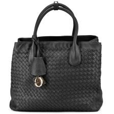 Μαύρη τσάντα ώμου 1507