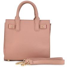 Ροζ τσάντα ώμου 17100