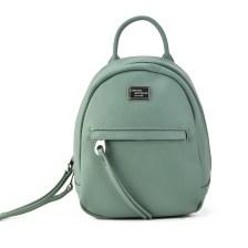 Πράσινο mini σακίδιο πλάτης David Jones CM3391