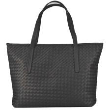 Μαύρη τσάντα ώμου 555