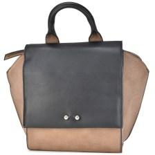 Μπεζ τσάντα ώμου 6761