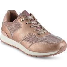 Ροζ sneakers Exquily BK353
