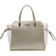 Μπρονζέ τσάντα ώμου Diana & Co DJD117-2