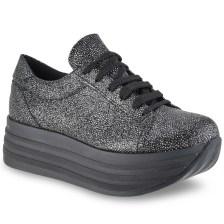 Γκρι sneakers HiLo HLG100