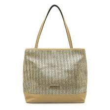 Χρυσή τσάντα ώμου MariaMare RAIZEL