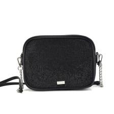 Μαύρη τσάντα χειρός MTNG STRATUS