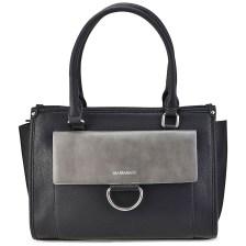 Μαύρη τσάντα χειρός MariaMare VENTURA