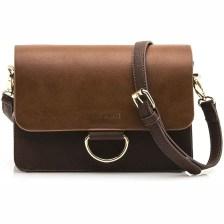 Ταμπά τσάντα ταχυδρόμου MariaMare VENUS