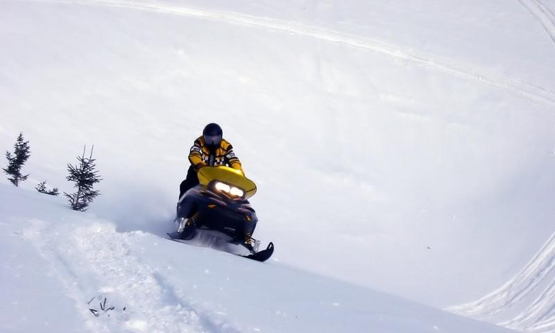 Jackson Hole Snowmobiling Snowmobile Rentals  Tours