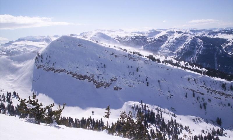 Grand Targhee Skiing Information  AllTrips
