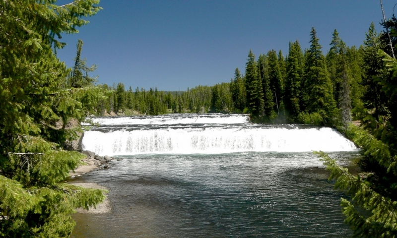 Fall River Idaho Fly Fishing Camping Boating  AllTrips