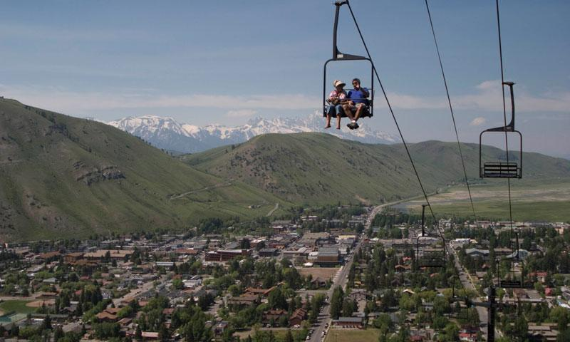 Snow King Mountain Summer Vacations  AllTrips