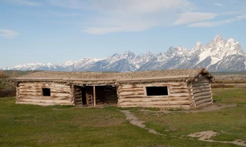 Cunningham Cabin In Grand Teton National Park AllTrips