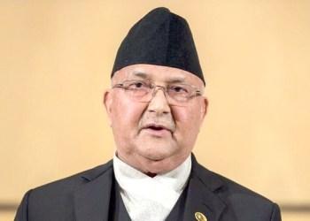 সরকার ভেঙে দেওয়ার প্রস্তাব নেপালের প্রধানমন্ত্রীর