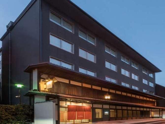 【ホテルインターゲート京都 四条新町】外観