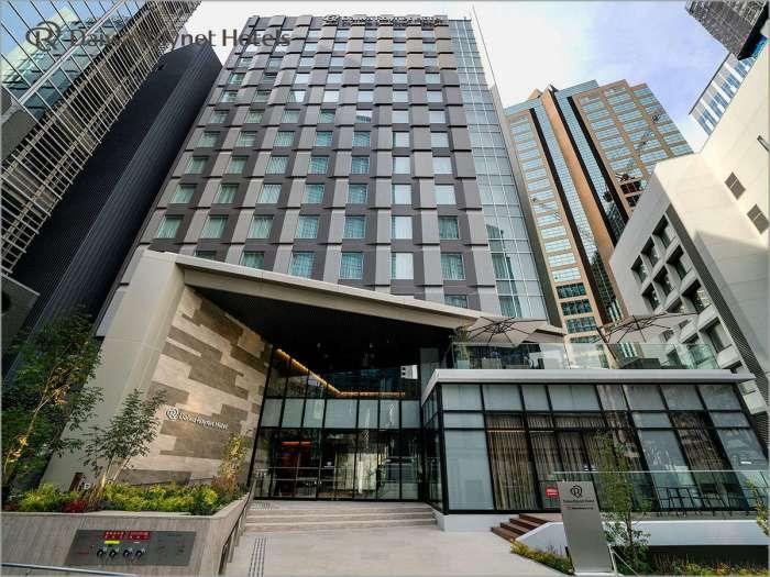 ダイワロイネットホテル西新宿の外観