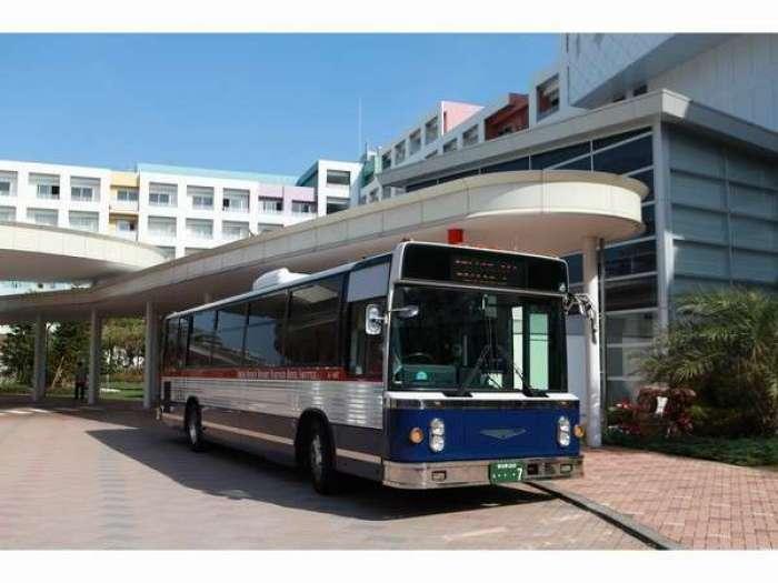 三井ガーデンホテルプラナ東京ベイのシャトルバス