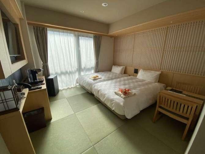 【ウォーターマークホテル京都】ユニバーサルルーム