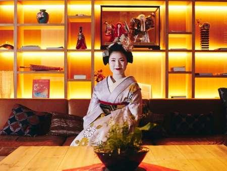 【京都グランベルホテル】舞子ショー